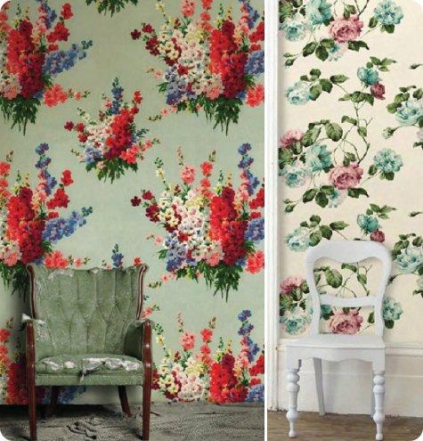 cath kidston wallpaper. this Cath Kidston floral